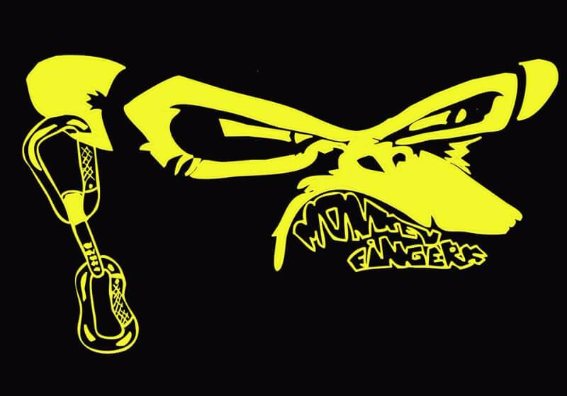 Logo Monkey Fingers